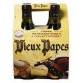 Import Vieux pape wine