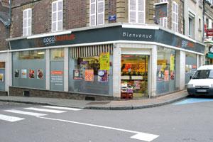 Photos magasin Coccimarket