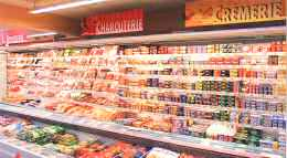 Grocery wholesaler Butcher departement - Coccimarket