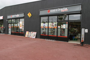 Photos magasin Coccinelle
