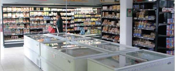 Centrale d'achat Boucherie - Coccinelle
